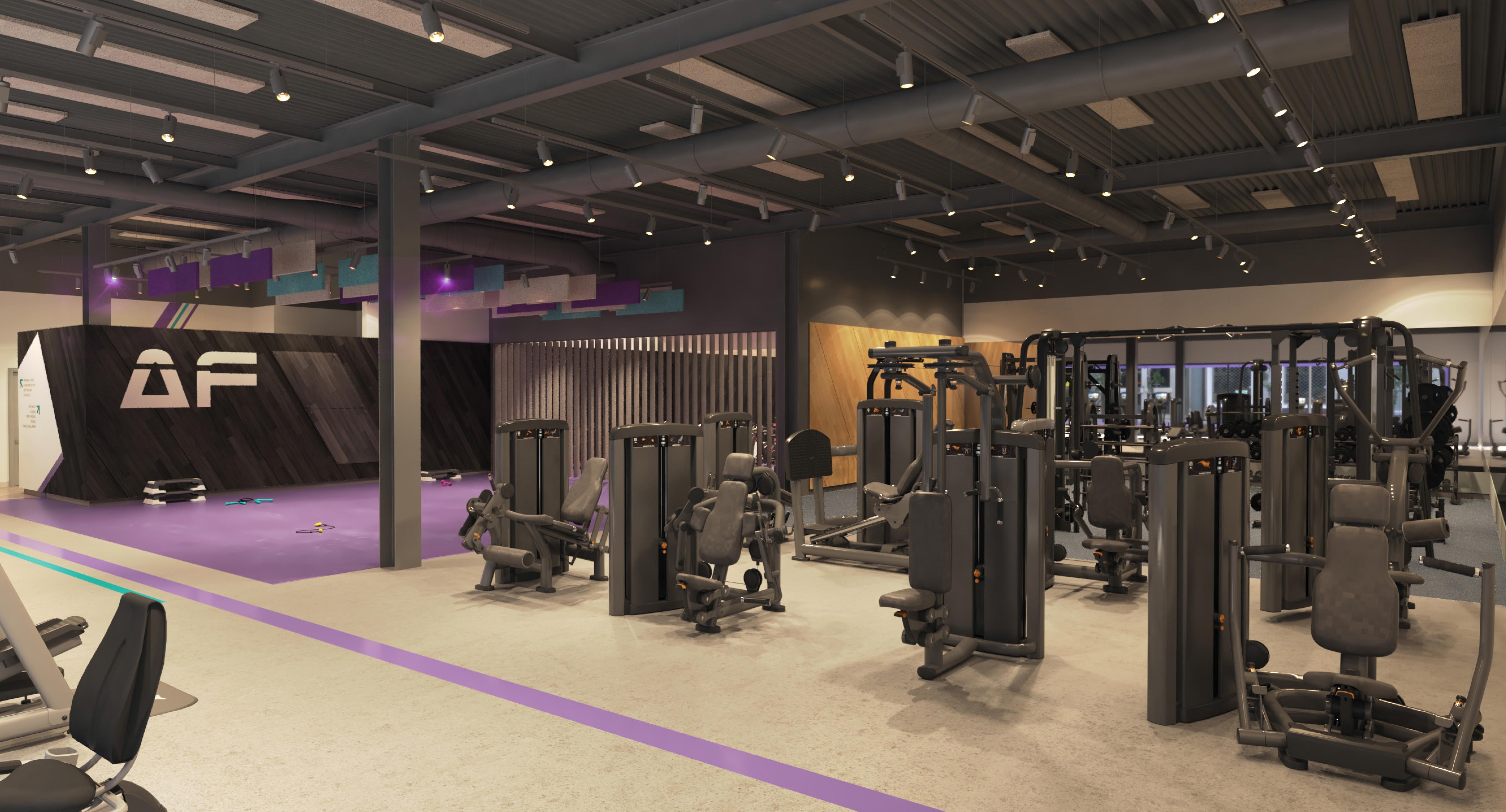 Anytime Fitness India